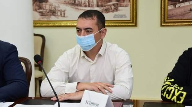 У главы Симферополя появился новый заместитель
