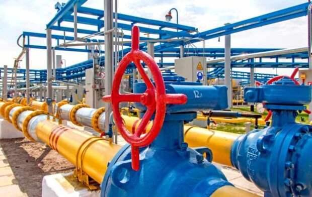 Украина угрожает Европе прекращением транзита газа по своей ГТС