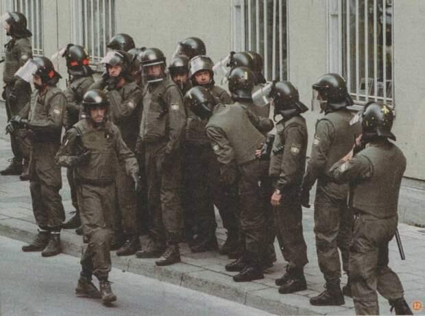 Люди в чёрном из Баварии