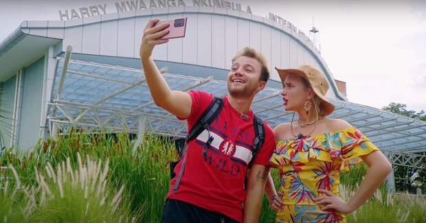 Выпуск шоу «Орел и Решка» полностью сняли на смартфон Samsung