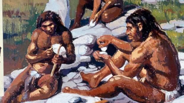 Ученые раскрыли технологию создания клея неандертальцами
