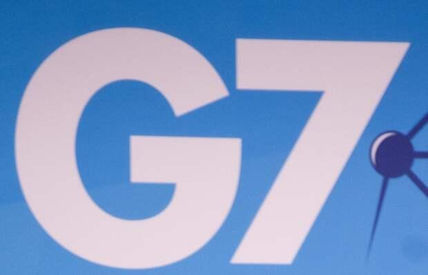 СМИ: при подготовке саммита G7 выявились расхождения по вопросу о санкциях в отношении РФ