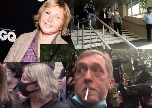 Свидетели защиты Ефремова: хронические алкоголики и торговцы наркотиками