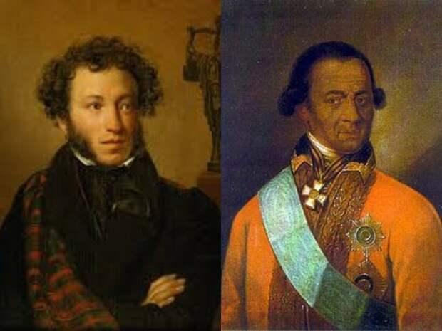 Чем знамениты предки Александра Сергеевича Пушкина