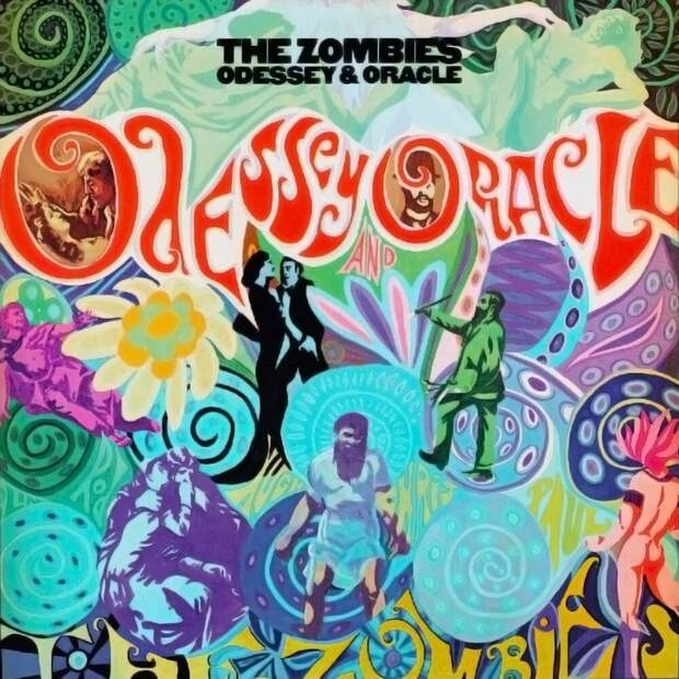 The Zombies. Odessey And Oracle 1968