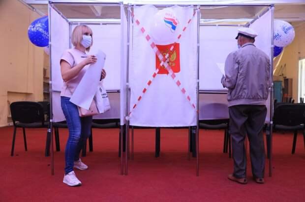 Стало известно, в какой день проголосует больше всего крымчан
