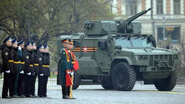 В Китае рассказали, какая военная техника с парада Победы в Москве заставляет вздрогнуть