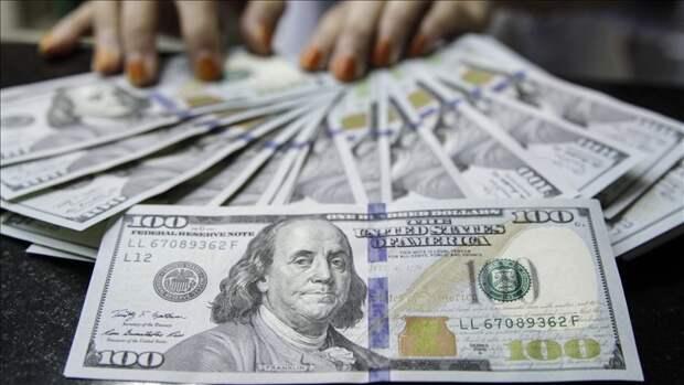Доля доллара в мировых валютных резервах сократилась до 25-летнего минимума