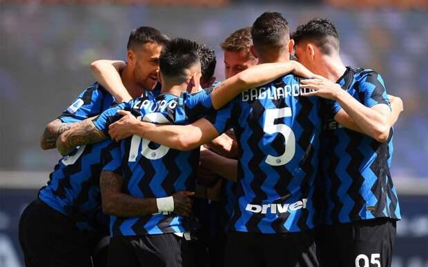 «Интер» завершил сезон разгромной победой над «Удинезе»