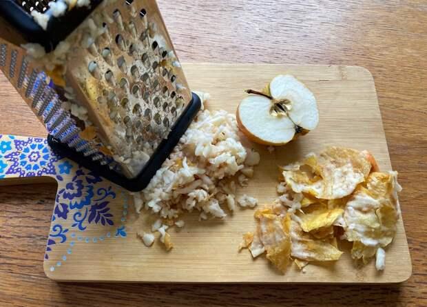 Индейка в яблочном соусе - буквально пара пустяков