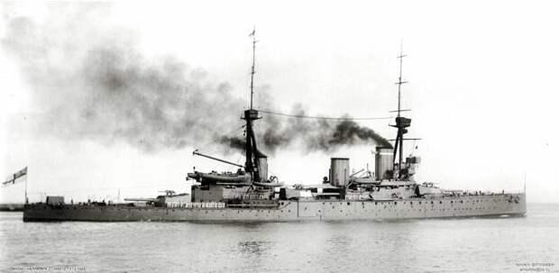 """Ошибки британского кораблестроения. Линейный крейсер """"Инвинсибл"""". Ч. 4"""