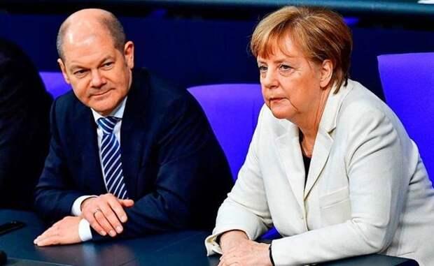 Германия: Меркель вступает в предвыборную борьбу, продолжая игнорировать Лашета