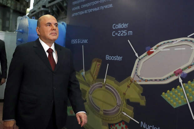 Мишустин поправил высказывание научного работника о том, что Путин его коллега
