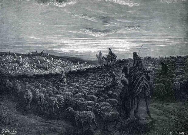 Современные ливанцы оказались потомками библейских хананеян