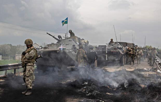 Москва предупредила о последствиях провокаций Киева в Донбассе