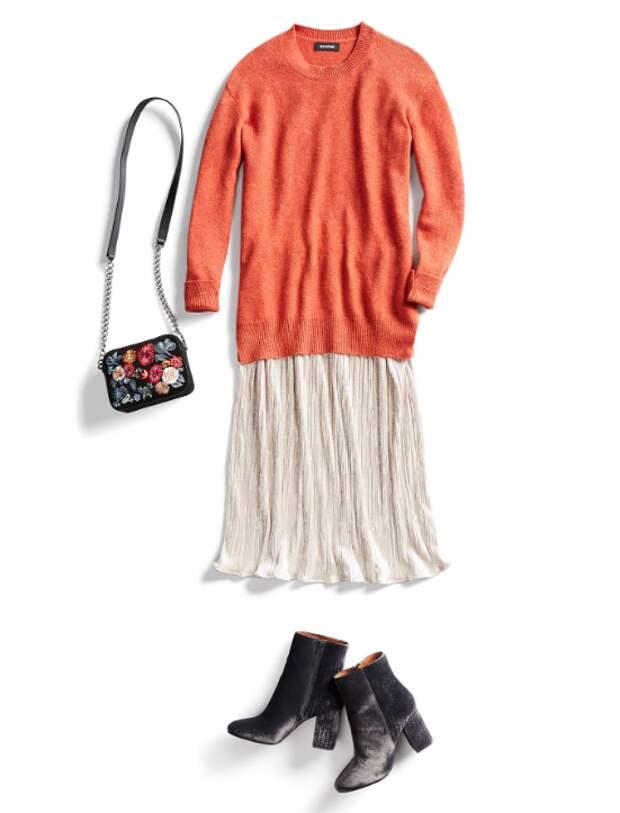 Как подстроить миди юбку под свой образ и стиль жизни