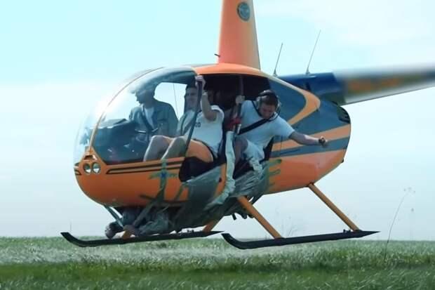 СК завел дело из-за блогера Литвина, привязавшего человека к вертолету