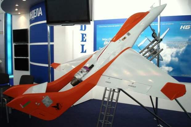 Белорусские конструкторы сотворили сенсацию в проектировании беспилотников