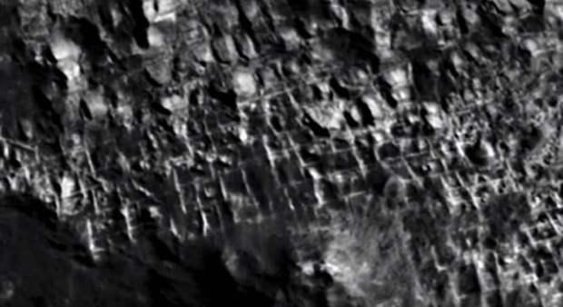 """На Марсе уфологи увидели """"город"""""""