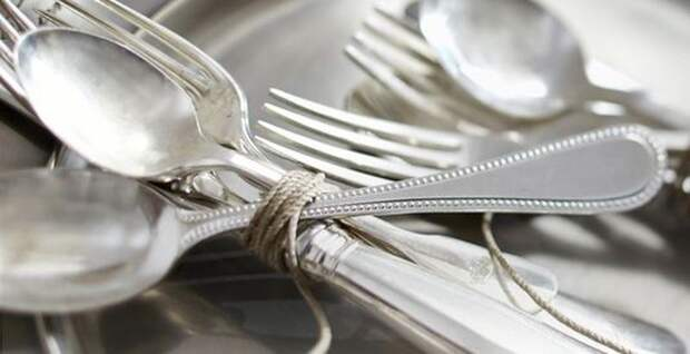 столовое серебро
