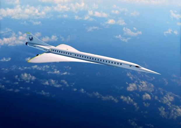Федеральное управление гражданской авиации США настраивает сверхзвук под себя