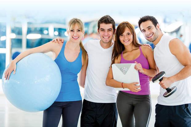 Виды фитнеса по темпераменту