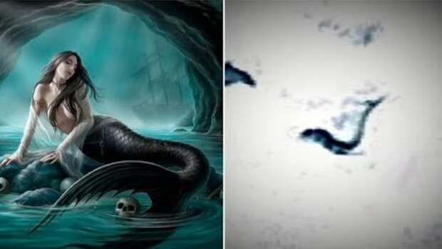 В Антарктиде обнаружена русалка: пользователь Google Earth предоставил доказательства