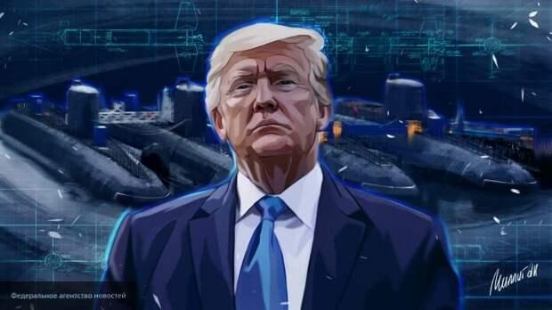 Мураховский разоблачил обман Трампа о новой боевой «супер-пупер-ракете» США
