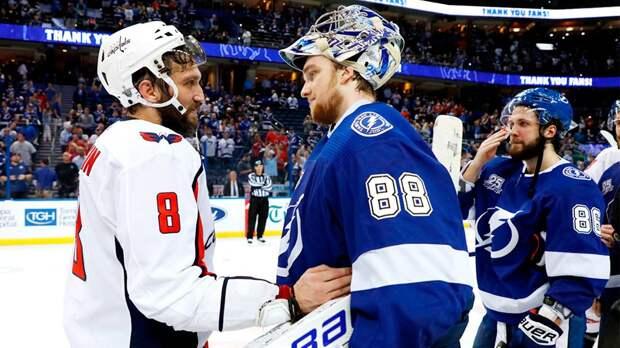 Кто станет преемником Овечкина? 3 русских хоккеиста, готовых выиграть титул MVP плей-офф НХЛ-2020