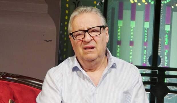 «Очень обострился конфликт»: Хазанов откровенно о проблемах с любимым партнером