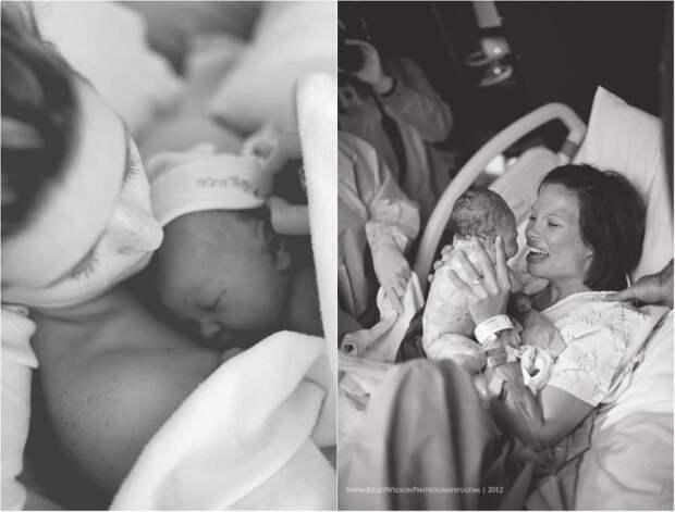Рождение новой жизни