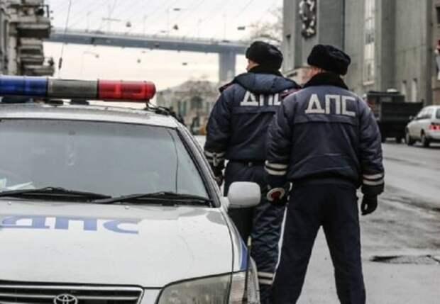Пьяного лихача без прав арестовали на трое суток после погони с полицейскими в Иркутске
