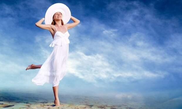 Медитация наполнения женской энергией для здоровья, красоты и молодости