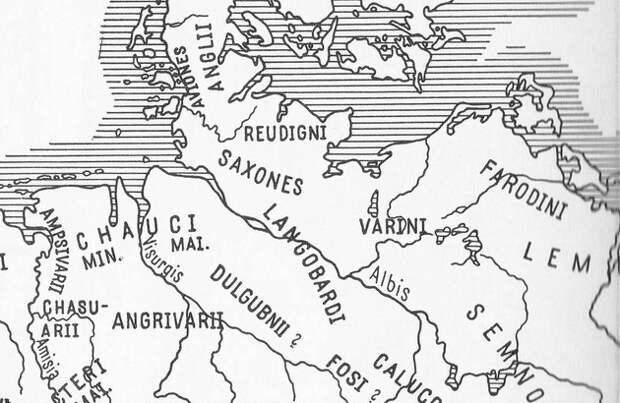 Англы и варины: судьбы двух народов