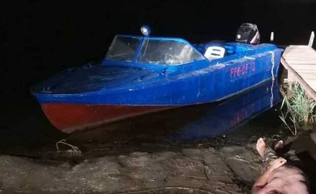 В Ростовской области после вечеринки с начальником отдела полиции один человек утонул, другому отрубили кисть