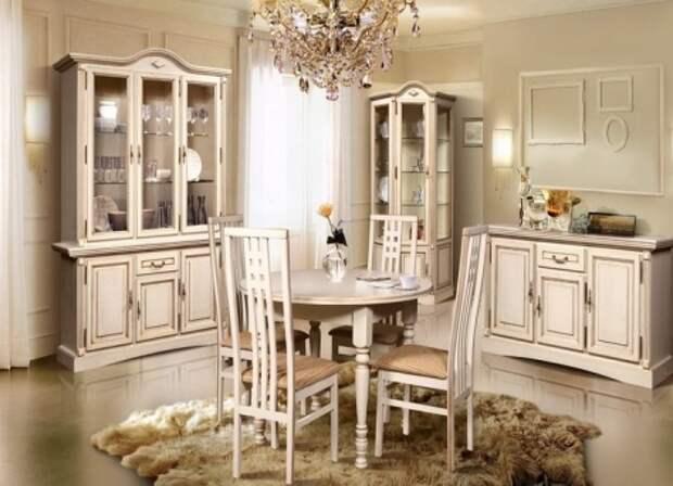 Белая мебель18