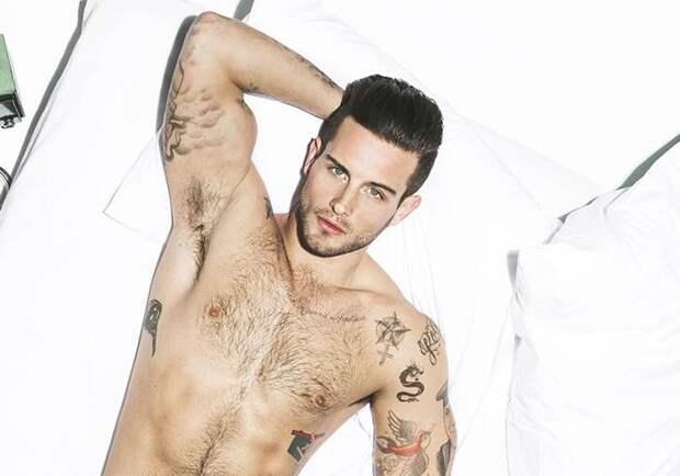 Нико Торторелла — самый сексуальный парень «Юной»