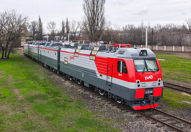 Пятый «Ермак» отправился из Новочеркасска на Южный Урал