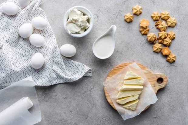 как сделать тесто для печенья