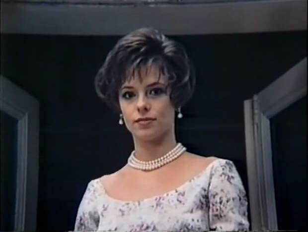 Красивая и талантливая актриса из 90-ых Анна Яновская