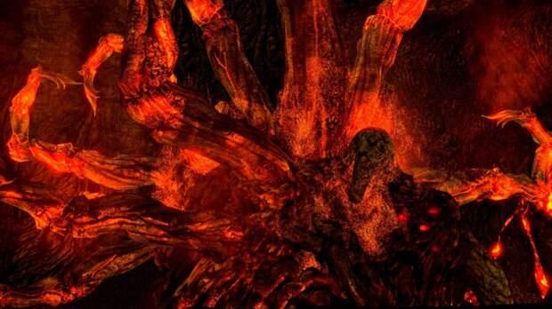 """Неутомимый Воин (англ. Ceaseless Discharge - дословный перевод """"непрерывный разряд"""") (Dark Souls)"""