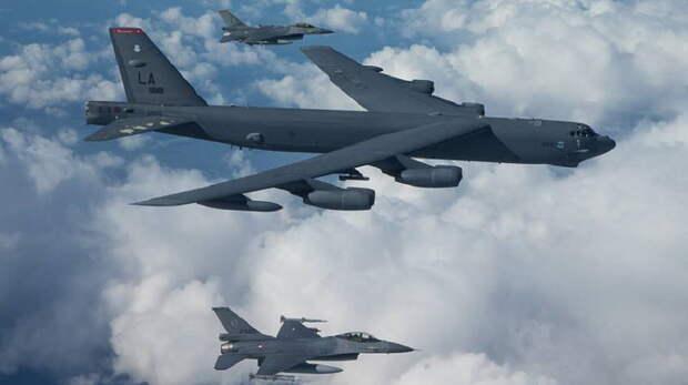 Baijiahao: попытка ВВС США удивить Россию нестандартным трюком привела к полному провалу