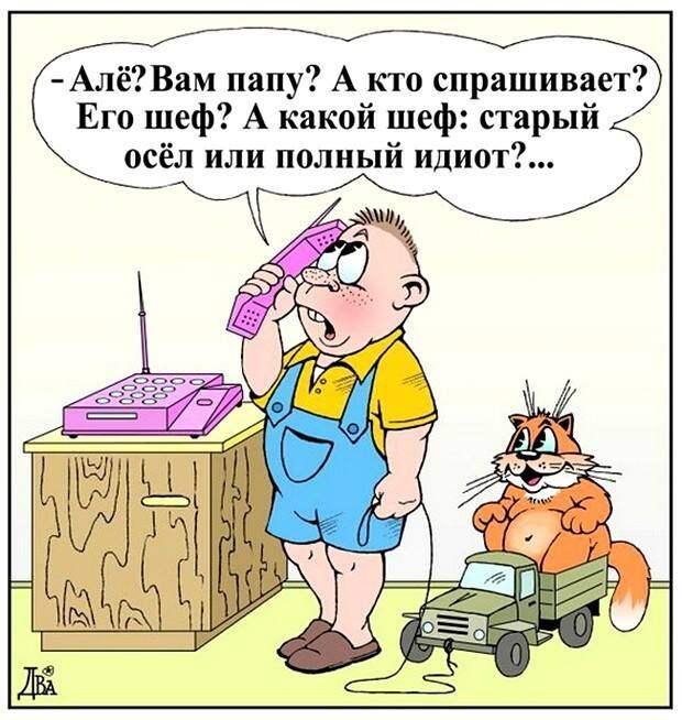 - Дорогой, я сделала очень вкусные блинчики и немного помяла машину...