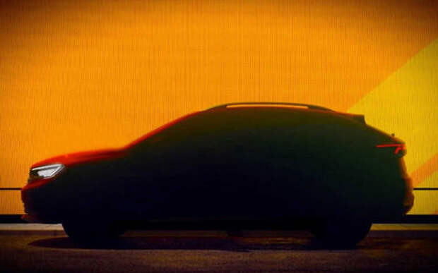 VW анонсировал новое городское кросс-купе