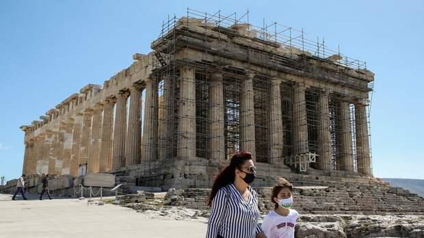 Власти Греции рассказали о планах по открытию туристического сезона