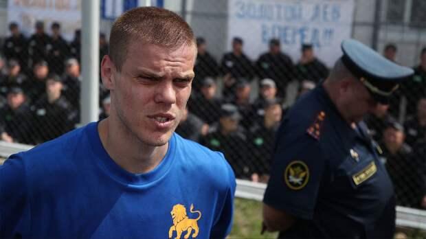 Массажист Кокорина о тюремном сроке футболиста: «За такие вещи не закрывают. Есть кто-то, кто Сашу очень не любит»