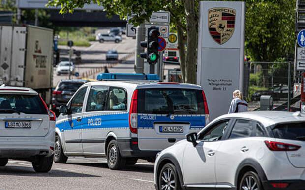 В офисах Porsche прошли массовые обыски