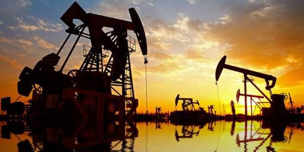 Нефть Brent обновила годовой максимум
