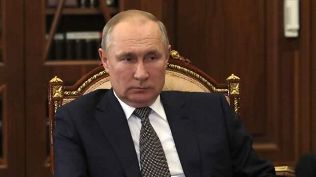 """Путин оценил мнение мировых лидеров о """"стопроцентной поддержке"""" со стороны КНР"""