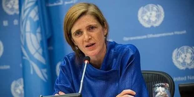 Постпред США при ООН:  Путин бросил вызов миропорядку, основанному на законах